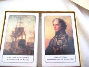 Playing Cards Historic Paintings  David Westnedge London Vintage
