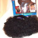 Beard Curley Hair Synthetic Black Historical  Elastic Hold On