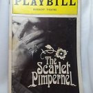 PLAYBILL Minskoff Theatre The Scarlet Pimpernel 1998