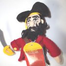 Puppet  Pirate Refrigerator Magnet  Personalities Unemployed Philosopher