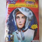 Pilgrim Kit Thanksgiving Pilgrim Lady  Heroes of History Instant Disguise