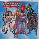 Calendar Justice League  Wall Calendar 10 x 10 Free Shipping