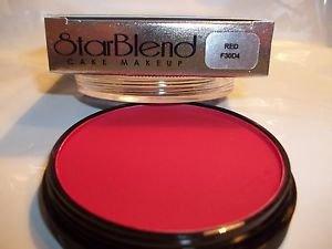 Mehron Red Star Blend Cake Pancake Water Base Stage Makeup Professional