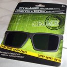 Spy Glasses See Behind You Black Rearview Vision Play