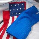 American Patriotic USA Flag Towel Set