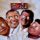 Presidents Masks  on a Stick Eisenhower Kennedy Reagan Obama Ships Free