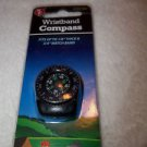 Compass Wristband Camping Travel Hunting Hiking Clip On Works Well