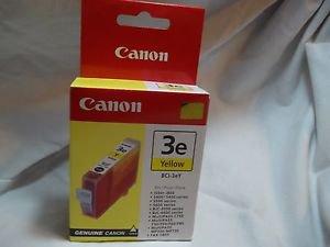Canon Yellow Ink 3e (Brand New) 1 Unit