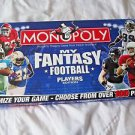 Football Fantasy Monopoly Game 2007 Edition Complete