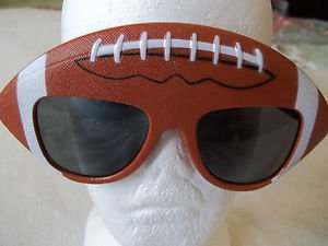 Football Sunglasses Game Shades Team Pride NEW Item  Sunglasses Shark Tank