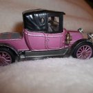 Car Corgi Classics Die Cast 1910 Renault 12/16 Made in Britain Purple