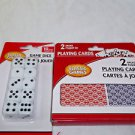 Game Kit Dice and Playing Cards  Family Play