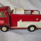 "VINTAGE TWO TONKA SMALL FIRE TRUCKs / 5"" LONG Vintage"