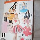 Tulle Skirt Pattern No Sew Simplicity  Ballet Sexy Animal Skirts