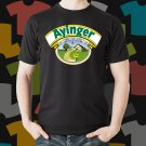 New Ayinger Beer Promo Brewery Black T-Shirt Tee Size S - 3XL