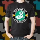 New Brooklyn Beer Promo Brewery Black T-Shirt Tee Size S - 3XL