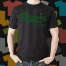New Carlsberg Group Beer Promo Brewery Black T-Shirt Tee Size S - 3XL