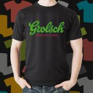 New Grolsch Beer Promo Brewery Black T-Shirt Tee Size S - 3XL