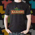 New Kilkenny Beer Promo Brewery Black T-Shirt Tee Size S - 3XL