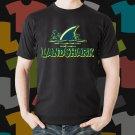 New Landshark Beer Promo Brewery Black T-Shirt Tee Size S - 3XL