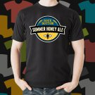 New Rock Bottom Beer Promo Brewery Black T-Shirt Tee Size S - 3XL