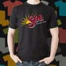 New Sol Beer Promo Brewery Black T-Shirt Tee Size S - 3XL