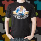 New St. Pauli Girl Beer Promo Brewery Black T-Shirt Tee Size S - 3XL
