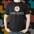 New Warsteiner 1 Beer Promo Brewery Black T-Shirt Tee Size S - 3XL