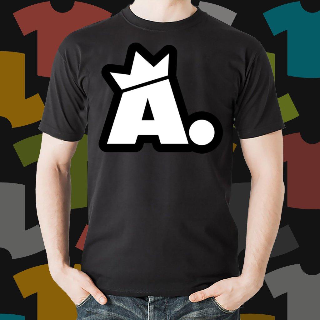 New Acme Skateboard Logo Extreme Sport Black T-Shirt Tee Size S - 3XL