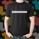 New Birdhouse Skateboard Logo Extreme Sport Black T-Shirt Tee Size S - 3XL