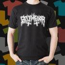 New Belphegor Rock Band Logo Black T-Shirt Tee Size S - 3XL