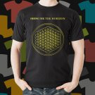 New Bring Me The Horizon Rock Band Logo Black T-Shirt Tee Size S - 3XL