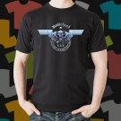 New Motor Head 1 Rock Band Logo Black T-Shirt Tee Size S - 3XL