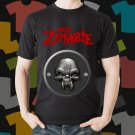 New Rob Zombie Rock Band Logo Black T-Shirt Tee Size S - 3XL