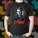 New Rob Zombie 1 Rock Band Logo Black T-Shirt Tee Size S - 3XL
