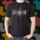 New Slipknot 1 Rock Band Logo Black T-Shirt Tee Size S - 3XL