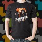 New Tokio Hotel Rock Band Logo Black T-Shirt Tee Size S - 3XL