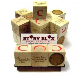 PromoBlox - Custom Promotional Alphabet Blocks for Your Organization