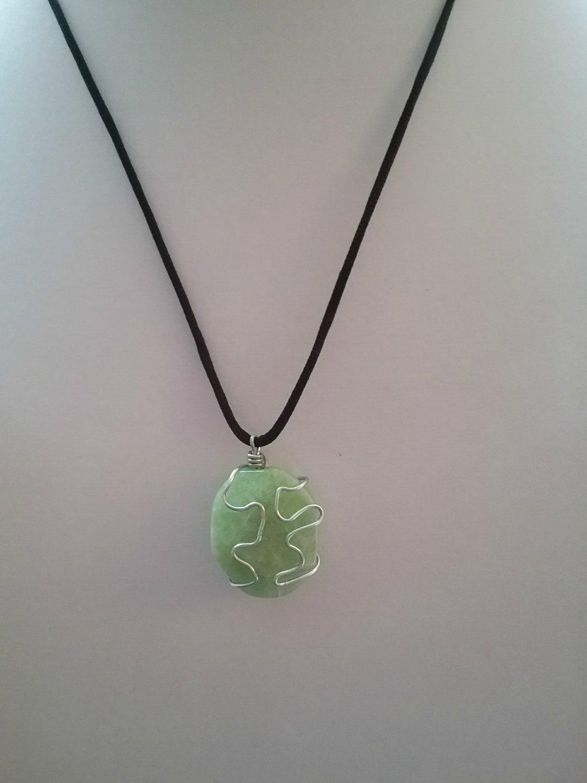 Apple Green Agate (#JAGR-5)