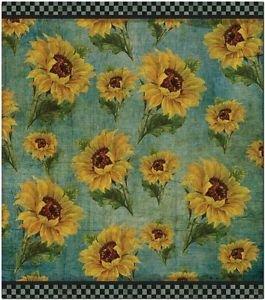 Beautiful Collectible Kitchen Fridge Refrigerator Magnet - Beautiful Sunflowers