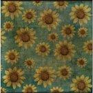 Beautiful Collectible Kitchen Fridge Refrigerator Magnet ~ Beautiful Sunflowers