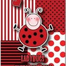 Beautiful Decor Design Collectible Kitchen Fridge Magnet - Ladybug's Everywhere