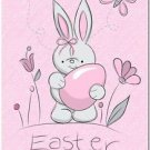 Cute Easter Decor Collectible Kitchen Fridge Refrigerator Magnet - Little Bunny