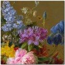Beautiful Collectible Flower Kitchen Fridge Refrigerator Magnet - Still Life #9