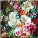 Beautiful Collectible Flower Kitchen Fridge Refrigerator Magnet - Still Life #16