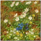 Beautiful Collectible Flower Kitchen Fridge Refrigerator Magnet - Still Life #20
