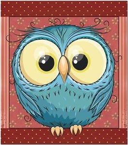 Beautiful Decor Design Collectible Kitchen Fridge Magnet - Cute Little Owl #2