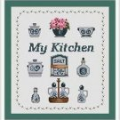 Cross-Stitch Embroidery Color Pattern with DMC codes - My Kitchen #2