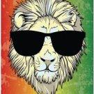 Beautiful Decor Design Collectible Kitchen Fridge Magnet - Jamaican Lion