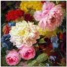 Beautiful Collectible Flower Kitchen Fridge Refrigerator Magnet - Still Life #8